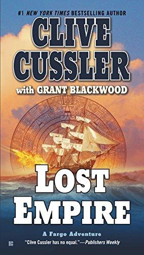 book cover of Lost Empire