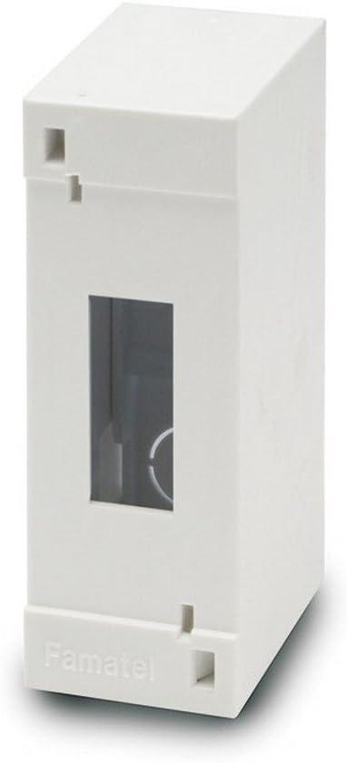 Famatel M112749 - Caja icp superficie 2 elementos ip40: Amazon.es ...