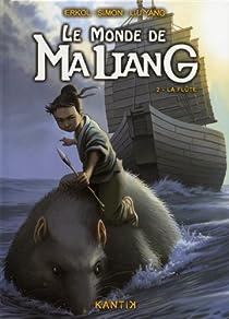 Le monde de Maliang, tome 2 : La flûte par Yang