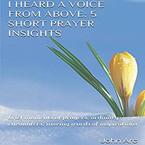 I Heard a Voice from Above Audiobook