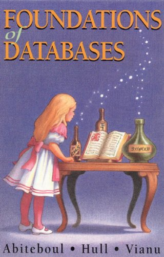 Foundations Of Databases: The Logical Level