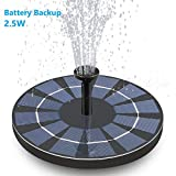 Hiluckey Solar Fountain