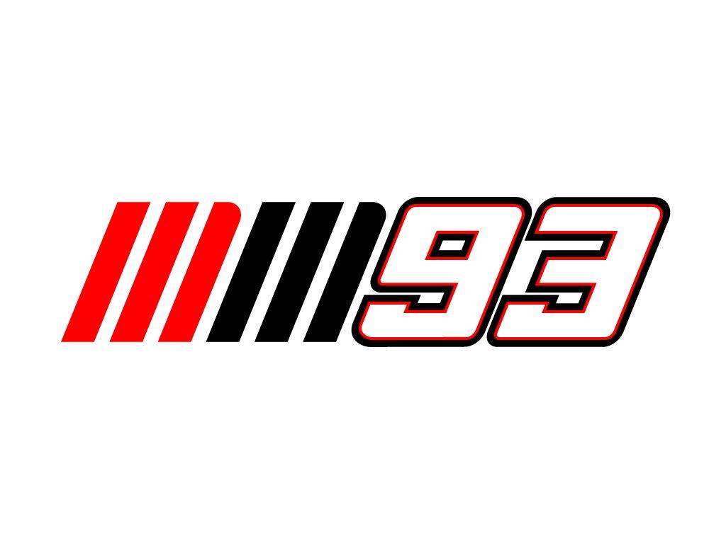 Whybee Marc Marquez 2019 T-Shirt pour Femme Logo #93 MotoGP