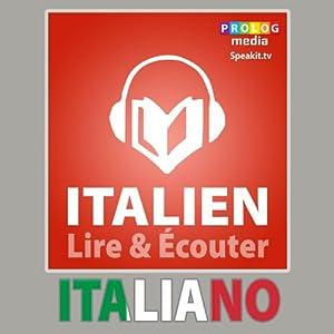 Italien - Guide de conversatio: Lire et Écouter | Livre audio