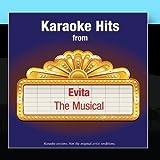 Karaoke Hits from - Evita - The Musical by Karaoke - Ameritz