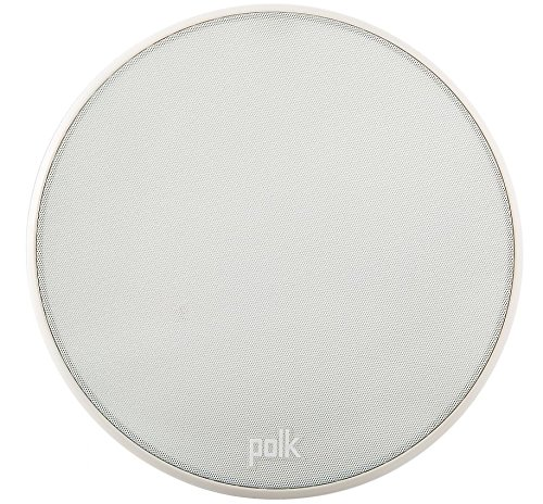 Polk Audio V60 Slim High Performance Vanishing In-Ceiling Speaker, Single by Polk Audio