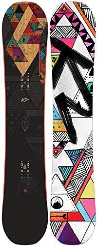 K2 Spot Lite Womens Snowboard 2017 - 147cm K2 Twin Tip Snowboard