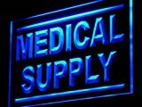 Medical Supply Shop Adv LED Sign Night Light j078-b(c)