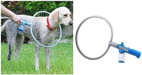 Trade Shop traesiocomfort Wash 360 Anillo Grande para Lavar Perro ...