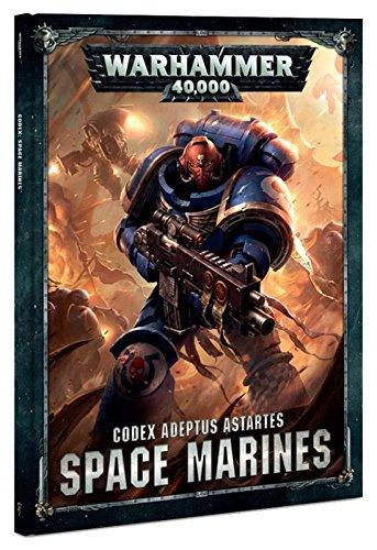 Codex Adeptus Astartes Space Marines