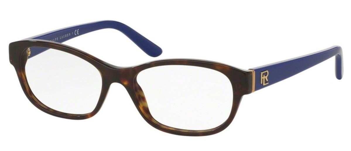 Ralph Lauren Damen Brille » RL6148«, schwarz, 5581 - schwarz