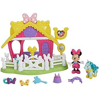 Fisher-Price Disney Minnie, Jump 'n Style Pony Stable