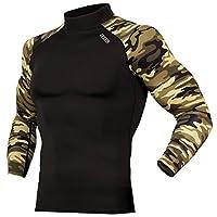 DRSKIN UV Sun Protection Long Sleeve Top Shirts Skins Tee Rash Guard Compression Base Layer