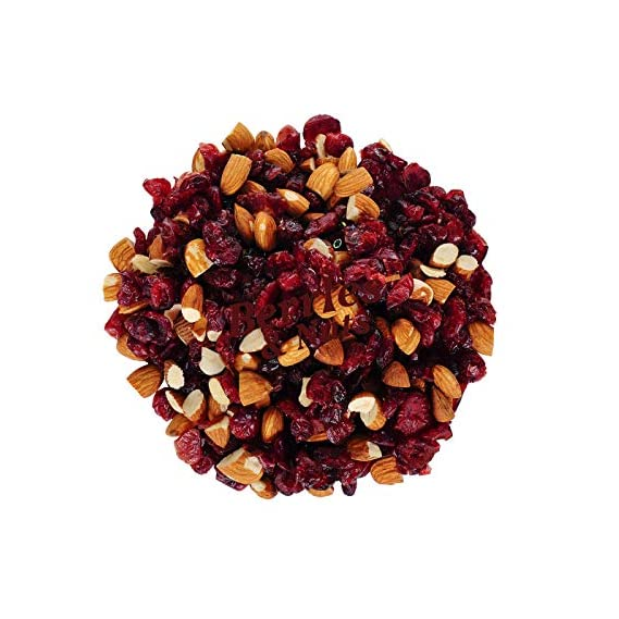 Berries And Nuts Cranberry & Almonds Trail Mix | Healthy Blend, Antioxidant Rich I150 Grams