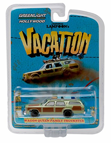 RUCKSTER (Honky Lips Version) from NATIONAL LAMPOON'S VACATION * GL Hollywood Series 13 * 2016 Greenlight Collectibles 1:64 Scale Die Cast Vehicle ()