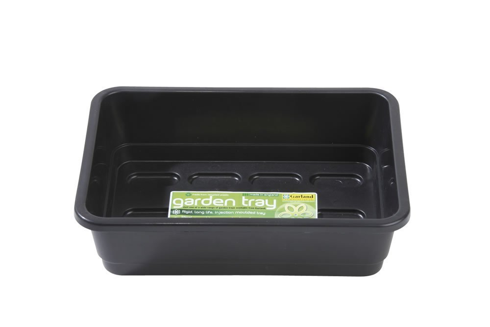 Garland Half-Size Standard Seed Tray, 23cm, no drainage holes