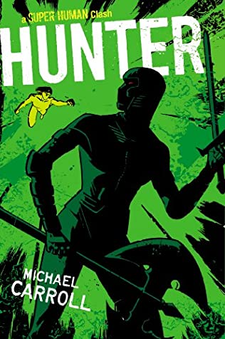 book cover of Hunter