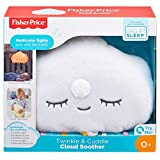 Fisher-Price Twinkle & Cuddle Cloud Soother, Plush