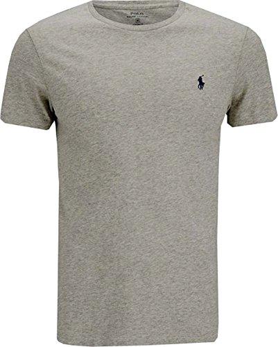Camiseta de cuello redondo, Ralph Lauren manga corta, para hombre ...