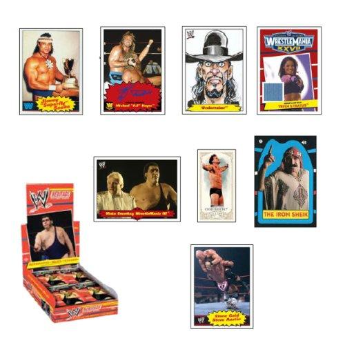 Box Hobby Wrestling (2012 Topps WWE Heritage Wrestling Hobby Box)