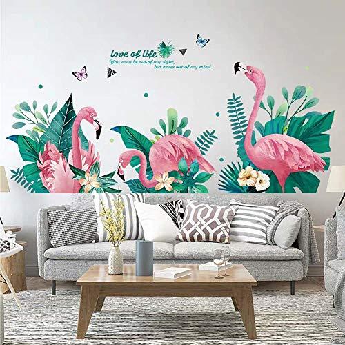 Flamingo Wall - 5