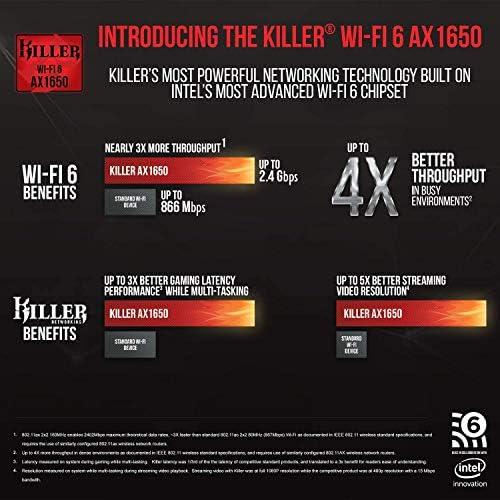 Acer Predator Helios 300 Gaming Laptop, Intel i7-10750H, NVIDIA GeForce RTX 2060 6GB, 15.6″ Full HD 144Hz 3ms IPS Display, 16GB Dual-Channel DDR4, 512GB NVMe SSD, WiFi 6, RGB Keyboard, PH315-53-72XD 51ipHq7xmEL