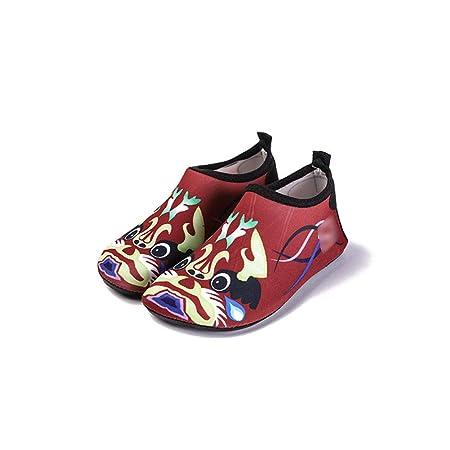HS-MANWEI Buceo Remo Conducción Yoga Jardín Zapatos para ...