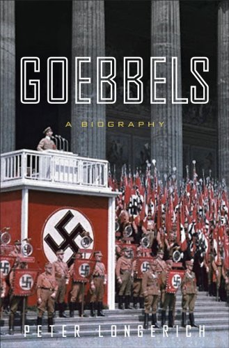 Goebbels: A Biography cover