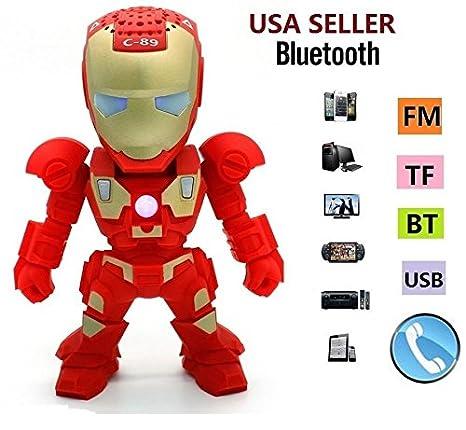 Review New Iron Man Wireless