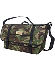 Manhattan Portage Bike Messenger Bag, Camouflage, One Size