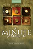 img - for A Minute of Margin: Restoring Balance to Busy Lives - 180 Daily Reflections (Pilgrimage Growth Guide) book / textbook / text book