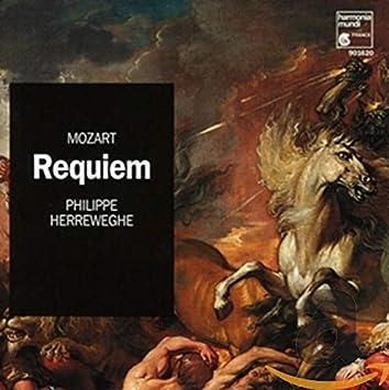 Mozart: Requiem/Philippe Herreweghe