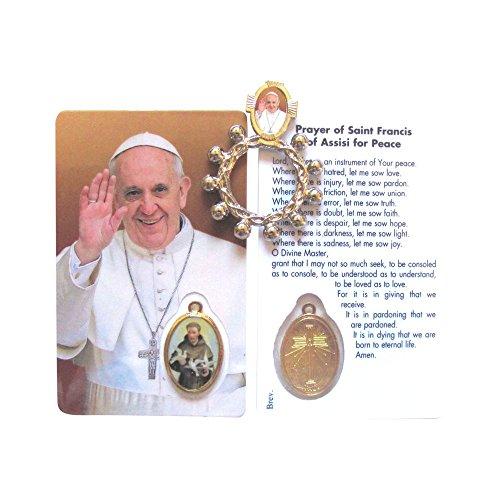 Francis Prayer Blessed Sealed Finger product image