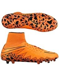 Nike Mens Nike Hypervenom Phantom II Firm Ground Cleats