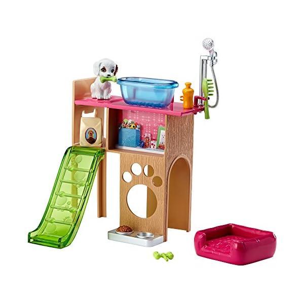 51ipKCs18KL. SS600  - Barbie Pet Room & Accessories Playset