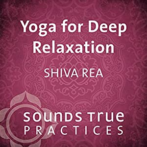 Yoga for Deep Relaxation Speech