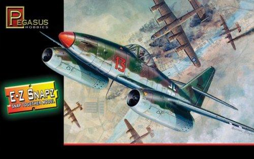 Messerschmitt Me-262 Fighter 1-48 Pegasus Hobbies (Me262 Model)