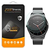 [2-Pack] Supershieldz for Ticwatch 2 Tempered Glass Screen Protector, Anti-Scratch, Anti-Fingerprint, Bubble Free, Lifetime Replacement Warranty Reviews