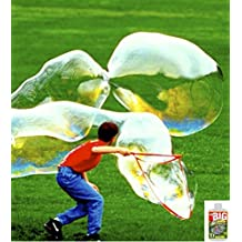 Bubble Thing BIG BUBBLES Wand and Mix - Makes 2.7 GALLONS! - Bubbles Biggest, Costs Least!