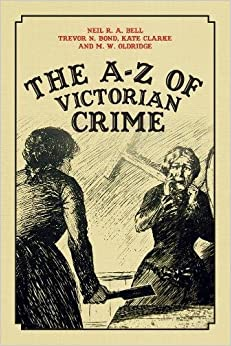 Book The A-Z of Victorian Crime