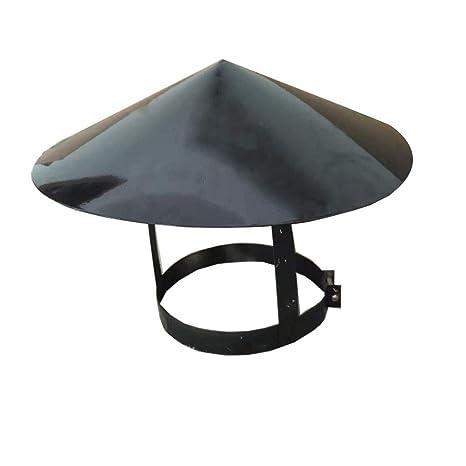 LXLTL Sombrero De Acero Inoxidable, Cubierta de Chimenea ...