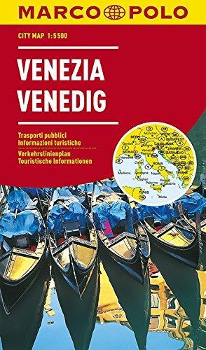 MARCO POLO Cityplan Venedig 1:5 500 (MARCO POLO Citypläne) (Niederländisch) Landkarte – 10. August 2017 Collectif MAIRDUMONT 382973087X Karten / Stadtpläne / Europa