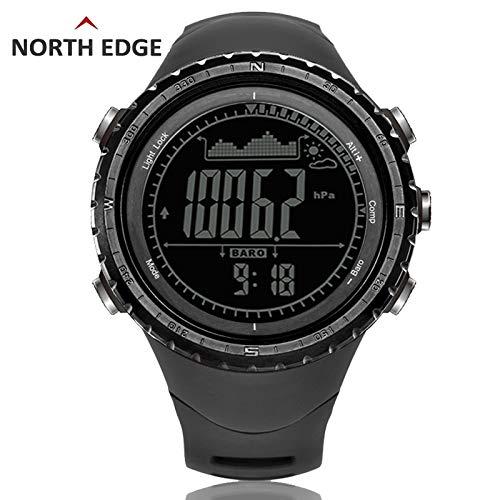 Fen'din Support Altimeter & Barometer, Northward Edge RIDGE2 Men Outside Sport Digital Watch Mountaineering Watch (SKU : Wa0907b)