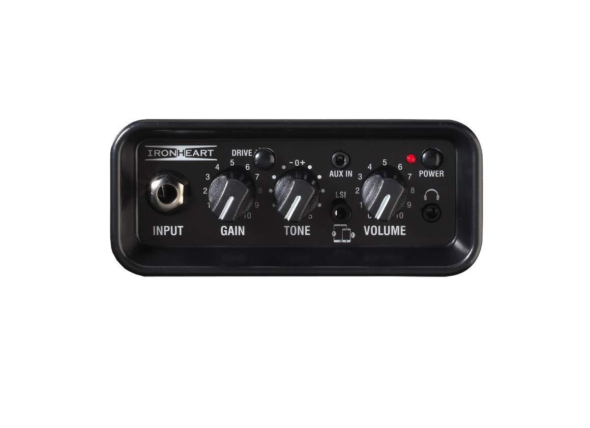 Amplificador de guitarra con bater/ía e interfaz de smartphone Laney Mini Series