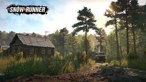 Snowrunner - PlayStation 4 6