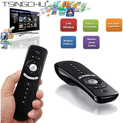 T2 2.4GHz Wireless Air Mouse with Remote Control