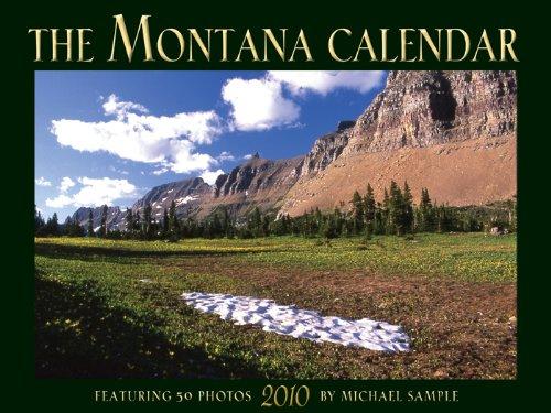 Montana 2010 Calendar - Montana 2010 Wall Calendar