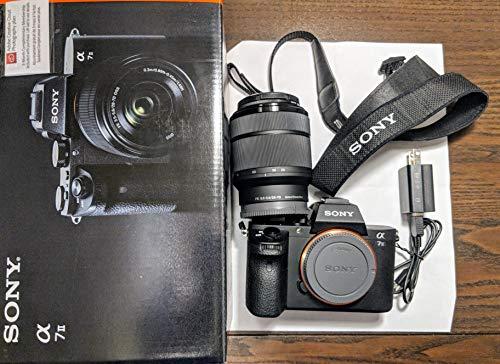 Sony Alpha a7II Mirrorless Digital Camera with 28-70mm f/3.5