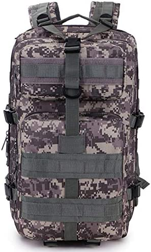 ATBP Military Tactical Travel Rucksack Backpack Hiking Daypack Army Bug Out Bag for Survival Fishing Outdoor Adventure Camping