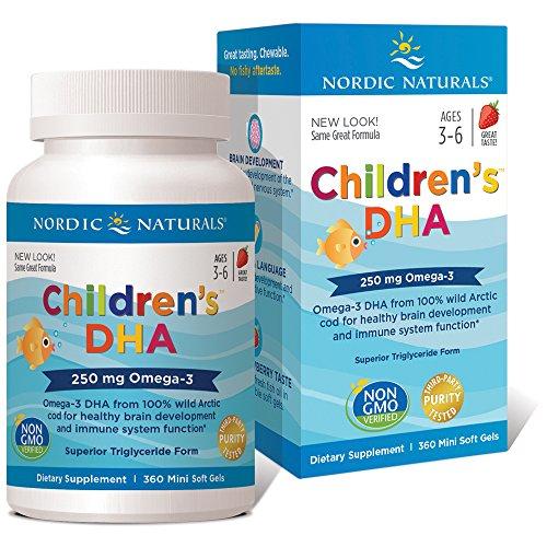 Nordic Naturals Childrens Cognitive Development product image